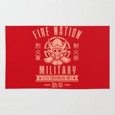 Fire is Fierce Rug