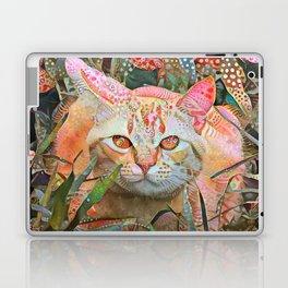Alice's Cat Laptop & iPad Skin