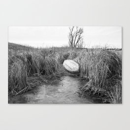 Pirate's Cove Canvas Print