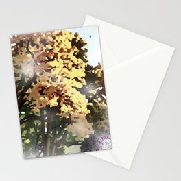 Impression, painted 025 Stationery Cards