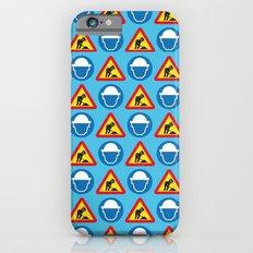 BEASTIE - Texture | Hip Hop | 80's | Music | Retro | Vector | Funny | Street Art | Abstract iPhone 6s Slim Case