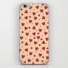 Sweet Heart iPhone & iPod Skin