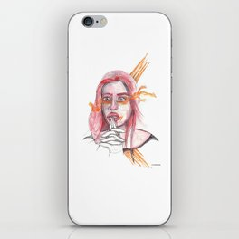 BREATHING I @EdART iPhone Skin