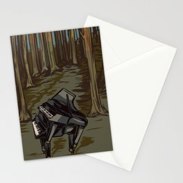 Wild Music Stationery Cards