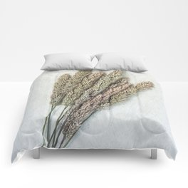 Summer Grass III Comforters