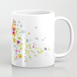 Schmetterlingswiese – Butterfly-Meadow Coffee Mug