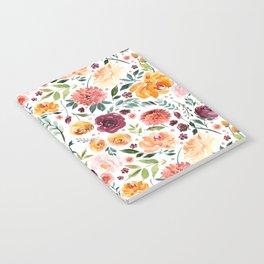 Spring Garden Notebook
