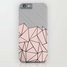 Ab Lines 45 Dogwood iPhone 6s Slim Case