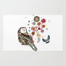 Owl wow Rug
