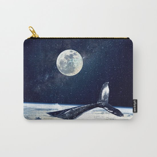 Stay in Space Carry-All Pouch