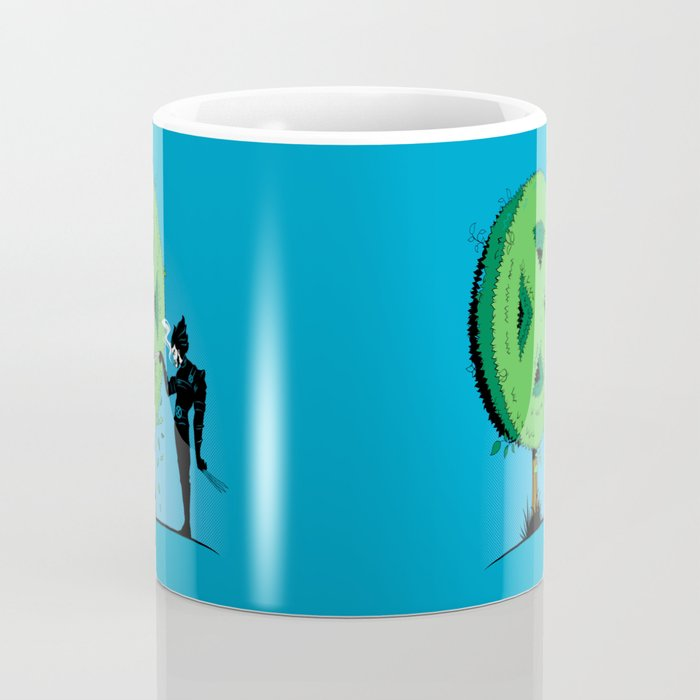 Logan Scissorhands Coffee Mug
