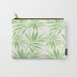 Tropical Branches Pattern 10 Carry-All Pouch