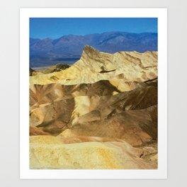 Arizona Art Print