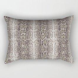 Snake Skin Rectangular Pillow