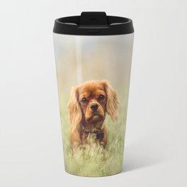 Cute Puppy - Little Dog Travel Mug