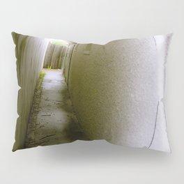 Narrow Alleyway Pillow Sham