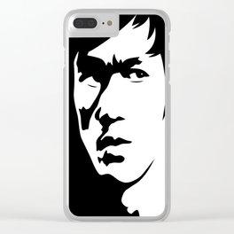 Bruce Clear iPhone Case