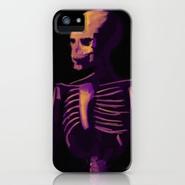 The Demonic Realm iPhone Case