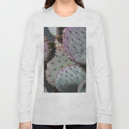 Cactus Whiskers Long Sleeve T-shirt