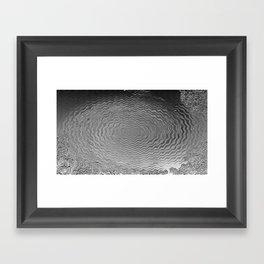 Abstract Seven Framed Art Print