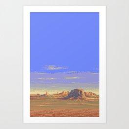 Landscape XLIV Art Print