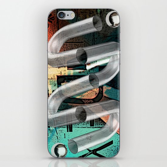 every end is a beginning iPhone & iPod Skin