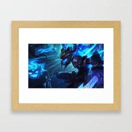 Championship Kalista League of Legends Framed Art Print
