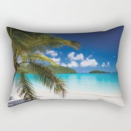 Island Time Rectangular Pillow