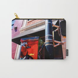 Kaldi's Painted Traffic Box Carry-All Pouch