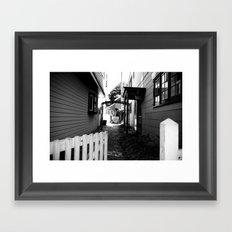 Mark Twain Framed Art Print