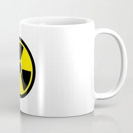 radioactive symbol Coffee Mug
