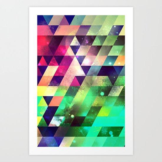 ayzys Art Print