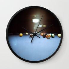 Billard Wall Clock