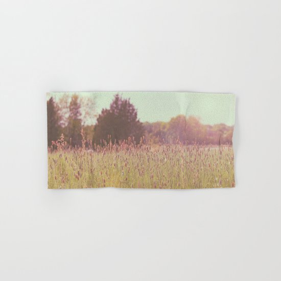 Tall Grass Hand & Bath Towel