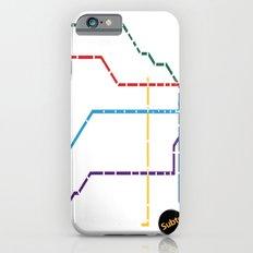 Buenos Aires Subte iPhone 6s Slim Case