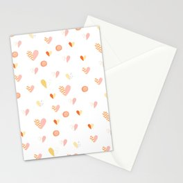Do all things with Love! Stationery Cards