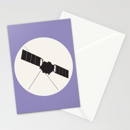 Mars Express Stationery Cards