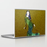 dress Laptop & iPad Skins featuring Favorite Dress by Stevyn Llewellyn