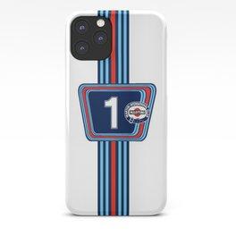Martini Classic Racing iPhone Case