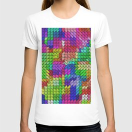 sweeping pattern 01 T-shirt