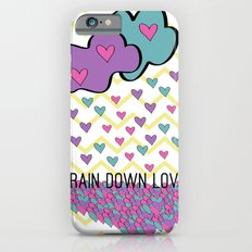 Rain Down Love iPhone 6s Slim Case