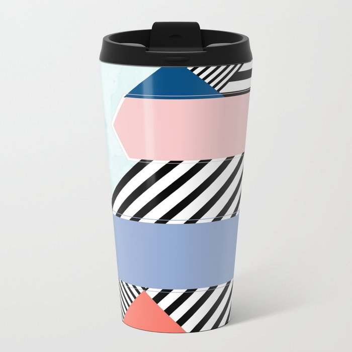 Pantone Colors of the Year 2016  Metal Travel Mug