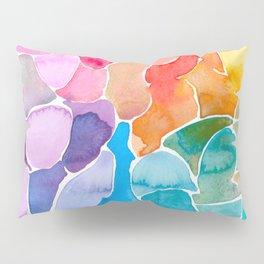 Rainbow glass Pillow Sham