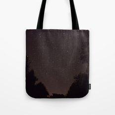 Starry Vista Tote Bag