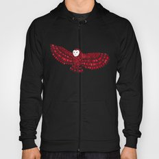 Red Barn Owl Beaut Hoody
