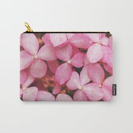 Blooms of Pink Carry-All Pouch