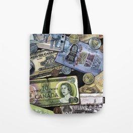 Birthday Money Tote Bag