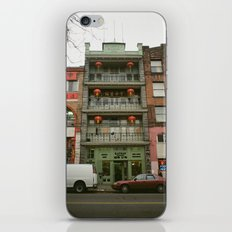 Chinese B.A. Building 1909 iPhone & iPod Skin