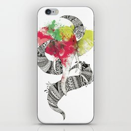 Art'lephant. iPhone Skin
