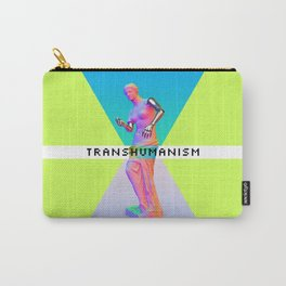 Maquinus Transhumanism ENG Carry-All Pouch